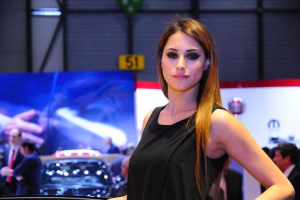 Salon de Geneve 2015 - Stand  Alfa Romeo