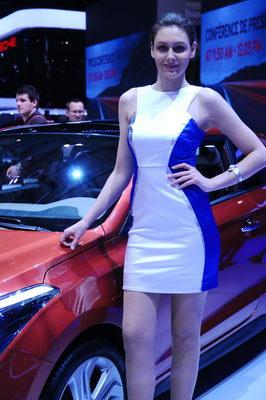 Salon de Geneve 2015 - Stand Hyundai