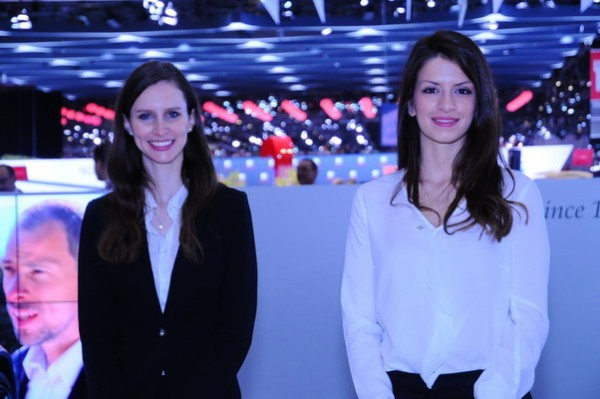 Salon de Geneve 2015 - Stand de GOOD YEAR