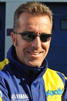 Hevé PNCHARAL, le patron de la seule écurie  Frzançaise TECH 3 en MOTO GP