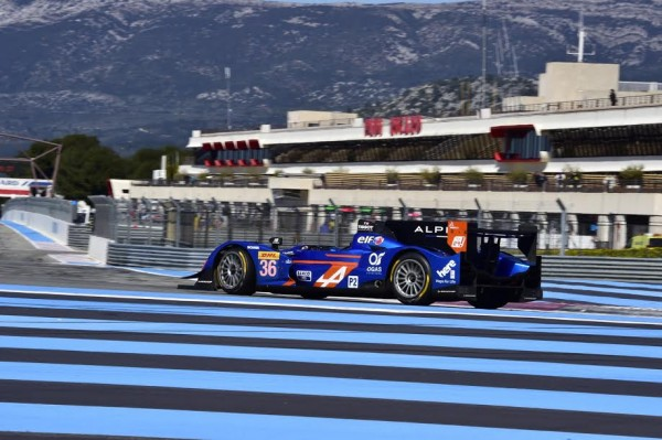WEC-2015-PAUL-RICARD-Prologue-27-mars-ALPINE-A450B-du-Team-SIGNATECH-de-PANCIATICI-CHATIN-CAPILLAIRE-Photo-Max-MALKA.
