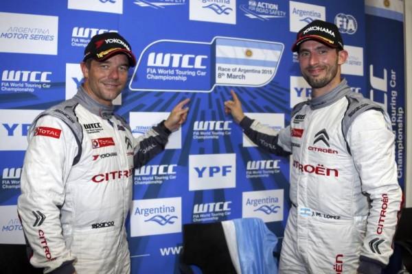 WTCC-2015-ARGENTINE-LOEB-et-LOPEZ-les-deux-1ers-vainqueurs-de-la-saison-2015-le-8-mars