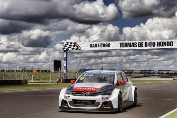 WTCC-2015-ARGENTINE-LOEB-victorieux-de-la-seconde-course-avec-sa-CITROEN-C-Elysee