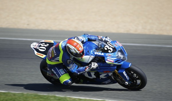 24 HEURES DU MANS MOTOS 2015 SUZUKI 30 Photo Thierry COULIBALY.j