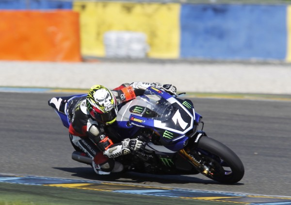 24 HEURES DU MANS MOTOS 2015 YAMAHA du YART Photo Thierry COULIBALY