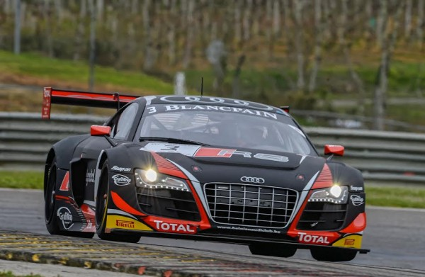 BLANCPAIN-SPRINT-2015-NOGARO-4-avril-AUDI-R8-du-Team-WRT-N°3-Photo-Antoine-CAMBLOR