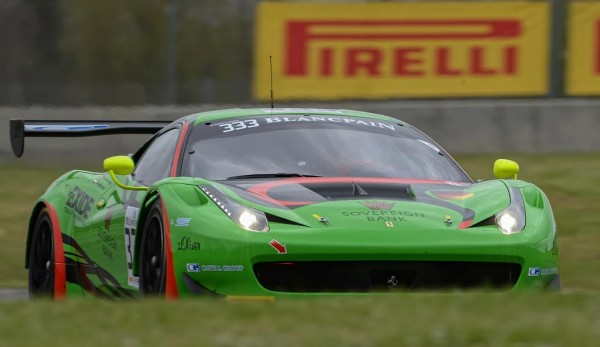 BLANCPAIN-SPRINT-2015-NOGARO-4-avril-FERRARI-F458-du-Team-RINALDI-N°333-Photo-Antoine-CAMBLOR.
