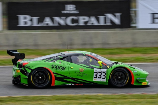 BLANCPAIN-SPRINT-2015-NOGARO-4-avril-La-FERRARI-F458-du-Team-RINALDI-N°333-Photo-Antoine-CAMBLOR
