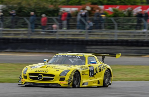 BLANCPAIN-SPRINT-2015-NOGARO-MERCEDES-SLS-AMG-du-Team-RUSSIAN-Photo-Antoine-CAMBLOR.