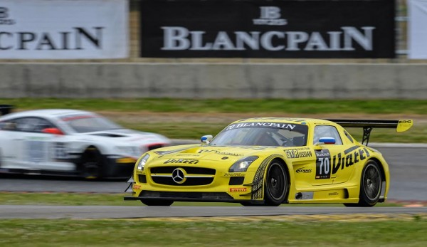 BLANCPAIN-SPRINT-SERIES-2015-NOGARO-La-MERCEDES-N°70-Photo-Antoine-CAMBLOR.