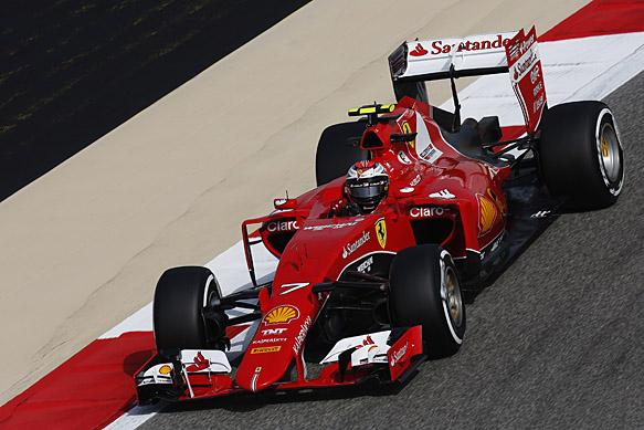 F1 2015 BAHREIN - FERRARI KIMI RAIKKONEN