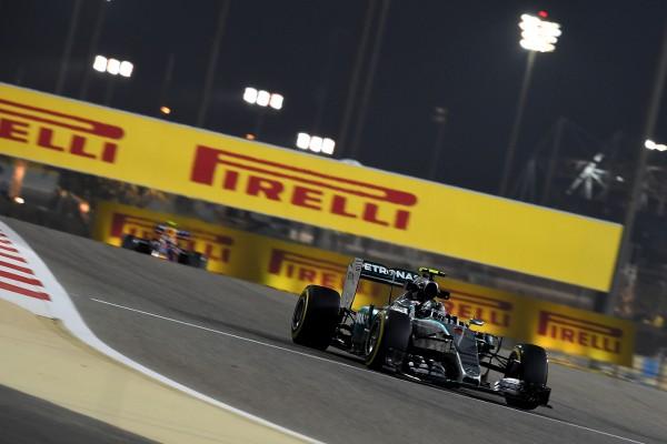 F1 2015 BAHREIN MERCEDES de Nico ROSBERG