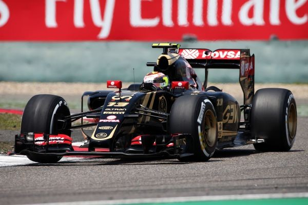 F1-2015-CHINE-SHANGHAI-ROMAIN-GROSJEAN-LOTUS-MERCEDES-le-12-avril