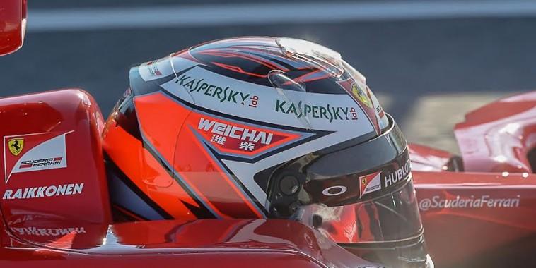 F1 2015 - KIMI RAIKKONEN FERRARI -Photo Antoine Camblor