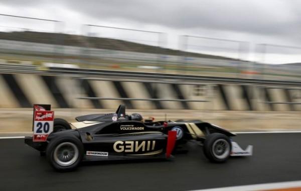 F3 2015  - SILVERSTONE DALLARA VW Equipe SIGNATURE de  -