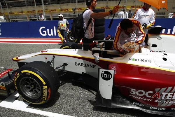 GP2-2015-ARTHUR-PIC-sur-la-grille-sur-le-circuit-de-SAKHIR-a-BAHREIN.