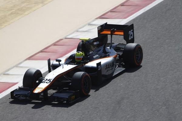 GP2-2015-SAKHIR-essai-le-3-avril-NIGEL-MELKER-du-Team-HILMER.