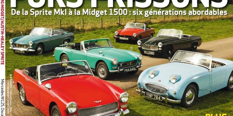 MAGAZINE CLASSIC &SPORETS CAR AVRIL 2015