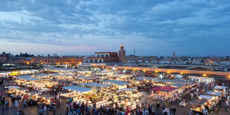 Buemi s'impose à Marrakech