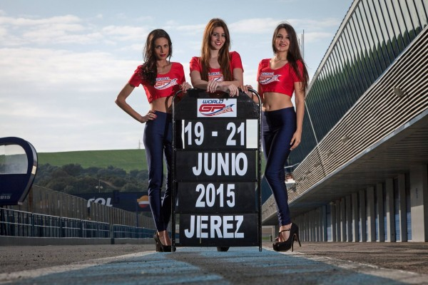 MOTO-WORLD-GP-LEGEND-BIENVENUE A JEREZ