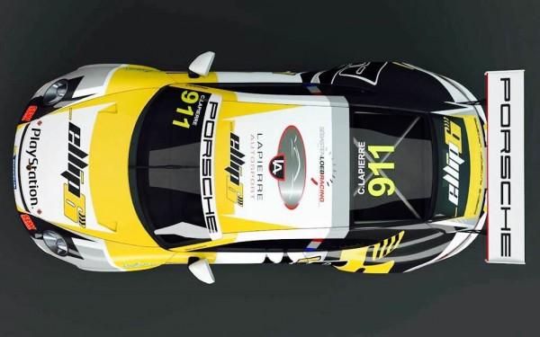 PORSCHE CARRERA CUP 2015 - la 911 de Christophe LAPIERRE  B