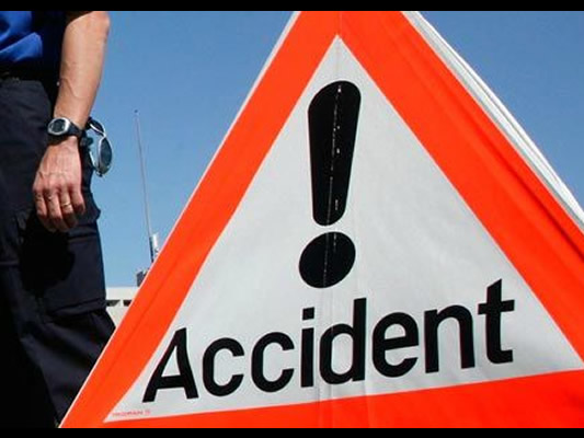 SECURITE ROUTIERE PANNEAU Accident