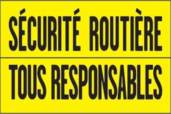 SECURITE ROUTIRE  TOUS RESPONBSABLES