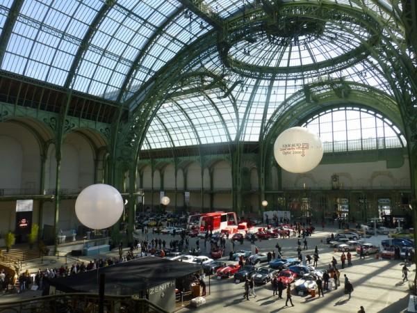 Le-Grand-Palais-reçoit-le-Tour-Auto chaqe année maintenant depuis qu'il a été entièrement restrauré