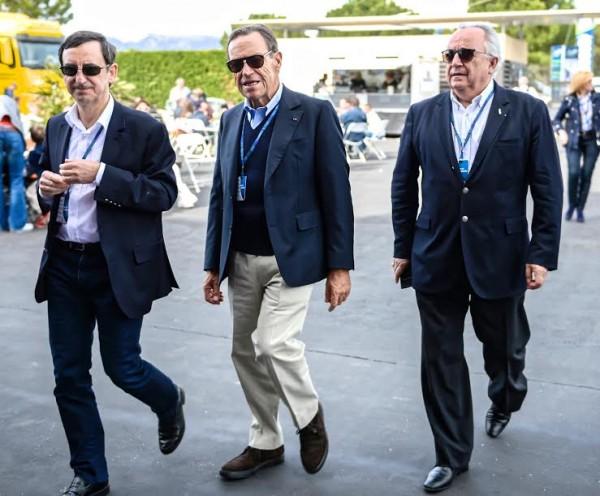 WEC-2015-Les-dirigeants-du-WEC-Pierre-FILLON-Lindsay-OWEN-JONES-et-Patrick-GRUAU-Photo-Antoine-CAMBLOR