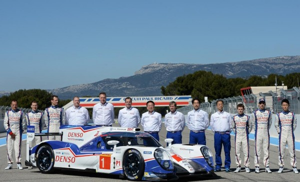 WEC-2015-PAUL-RICARD-Jeudi-26-mars-Presentation-Equipe-TOYOTA-Photo-Antoine-CAMBLOR.