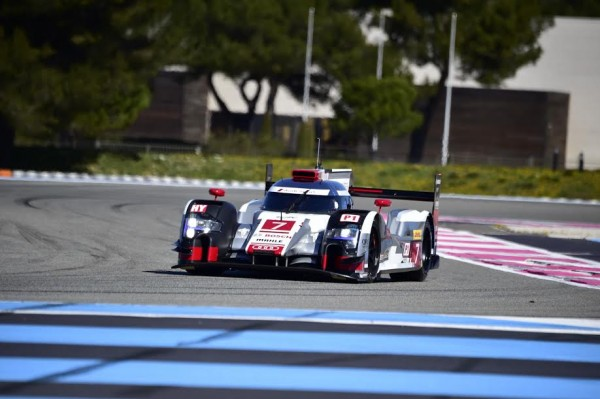 WEC-2015-PAUL-RICARD-Prologue-27-mars-AUDI-N°7-equipage-TRELUYER-FASSLER-LOTTERER-Photo-Max-MALKA