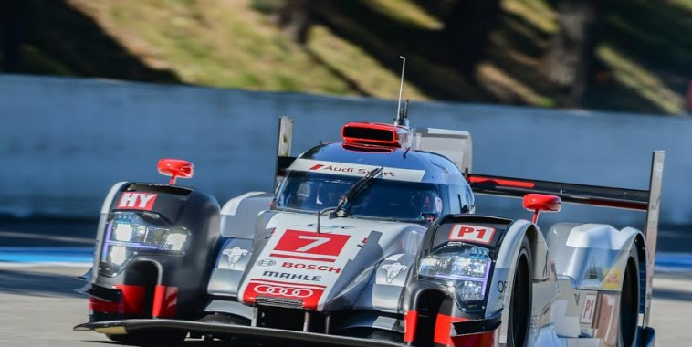 WEC-2015-PAUL-RICARD-Prologue-27-mars-AUDI-R18-e-tron-N°7-Photo-Antoine-CAMBLOR
