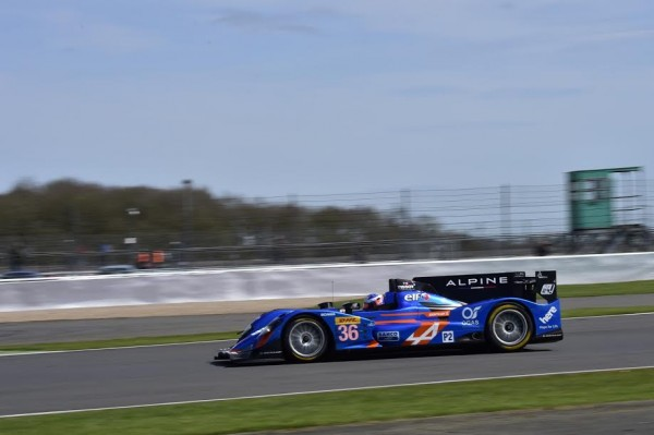 WEC 2015 SILVERSTONE 12 avril - ALPINE SIGNATECH N° 36- Photo Max MALKA