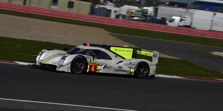 WEC 2015  SILVERSTONE -CLM P1 01 AER  du Team by KOLLES - Photo Max MALKA