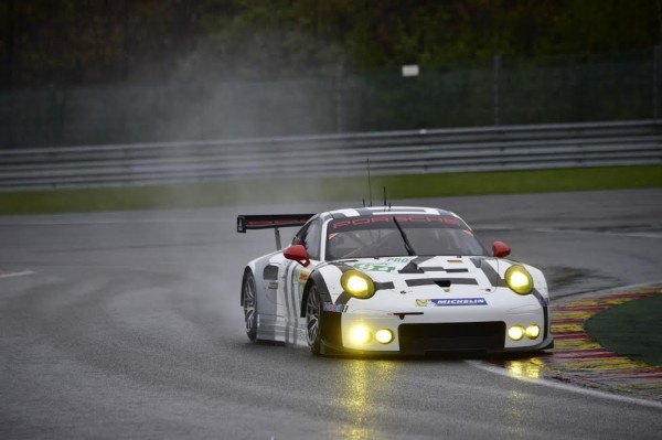 WEC-2015-SPA-Jeudi-29-AVRIl-La-PORSCHE-011-RSR-Team-MANTHEU-PORSCHE-AG-de-ESTRE-MUELLER-Photo-Max-MALKA