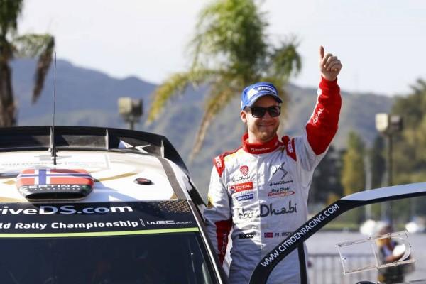 WRC-2015-ARGENTINE-26-avril-Seconde-place-pour-MADS-OSTBERG-LA-JOIE-DU-PILOTE-CITROEN.