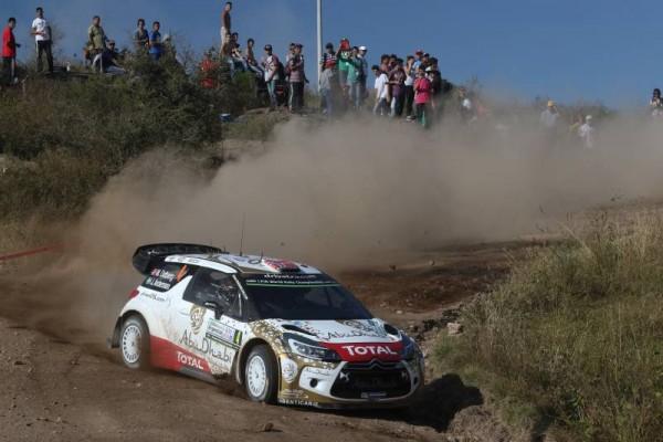 WRC 2015 ARGENTINE DS3 de MADS OSTBERG