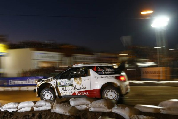 WRC-2015-ARGENTINE-ES1-SUPERSPECIALE-DS3-MADS-OSTBERG