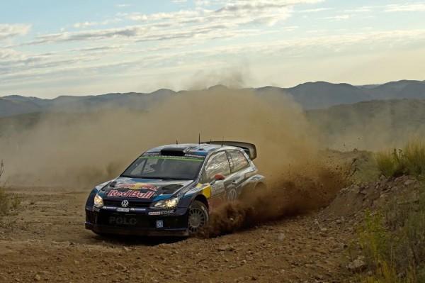 WRC 2015 ARGENTINE- POLO VW WRC de LATVALA et ANTTILA
