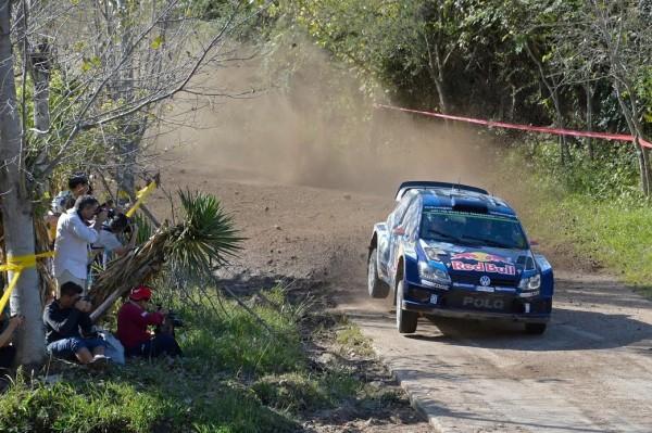 WRC 2015 ARGENTINE -VW LATVALA ANTTILA
