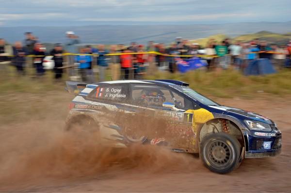 WRC 2015 SEB OGIER POLO WRC