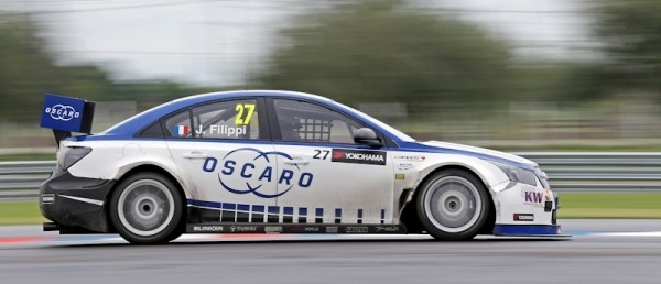27 FILIPPI John (fra) Chevrolet Cruze team Campos racing action during the 2015 FIA WTCC World Touring Car Race of Argentina at Termas de Rio Hondo, Argentina on March 6th to 8th 2015. Photo Francois Flamand / DPPI.