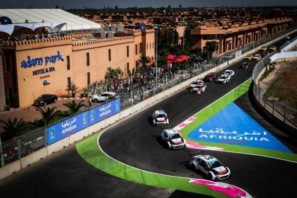 WTCC-2015-MARRAKECH-le-depart-de-la première course