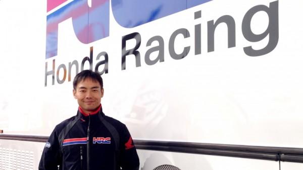 HIROSHI AOYAMA ROULERA SUR LA MOTO DE PEDROSA AUX USA ET EN ARGENTINE