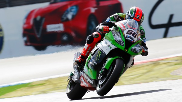 TOM SYKES EN POLE
