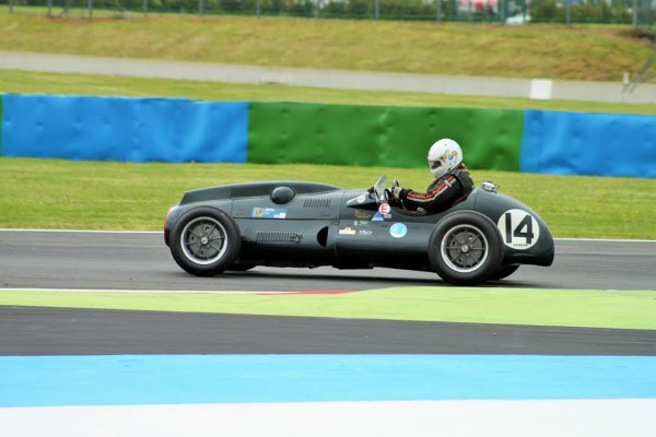 CLASSIC DAYS 2015 Cooper Bristol F1 de 1952 Photo Emmanuel Leroux.j