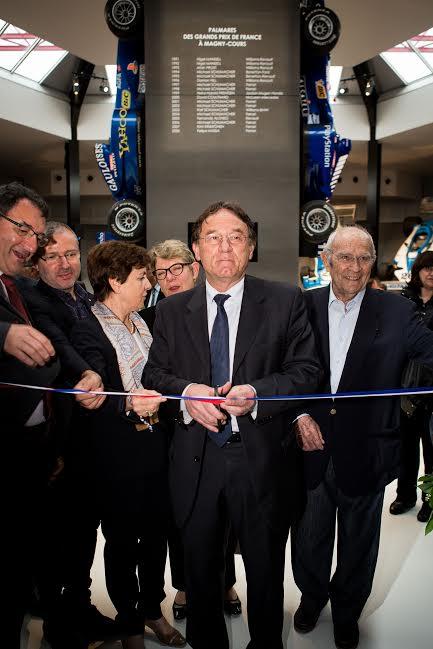 CONSERVATOIRE-DE-LA-MONOPLACE-FRANCAISE-1er-mai-2015-Patrice-Joly-Président-du-Conseil-Général-de-la-Nievre-avec-GUY-LIGIER