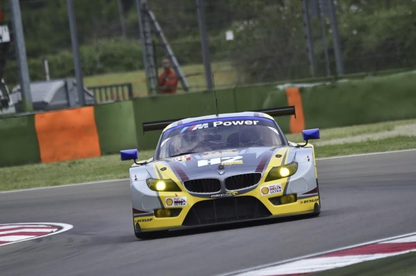 ELMS 2015 IMOLA - BMW Z4 Team - Photo Max MALKA