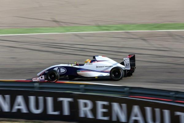 EUROCUP FORMULE RENAULT 2015 MOTORLAND - AMAURY BONDUEL - Team JD Motorsport