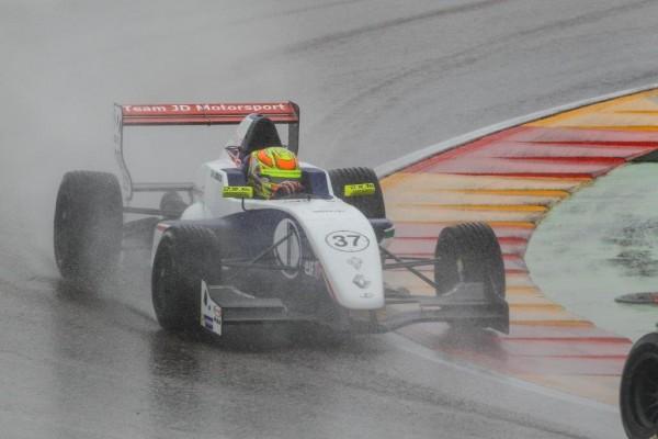 EUROCUP FORMULE RENAULT 2015 MOTORLAND - AMAURY BONDUEL Team JD Motorsport.